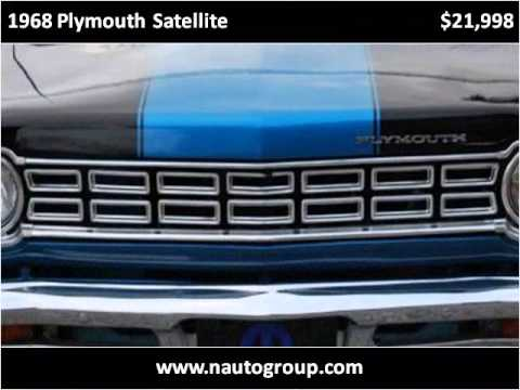 1968 Plymouth Satellite Used Cars Houma LA