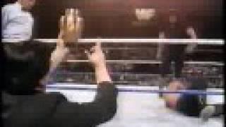 WWF Prime Time Wrestling: Undertaker Destroys Jobber