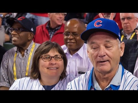 Bill Murray Invites Stranger To World Series After Meeting Her Outside Stadium