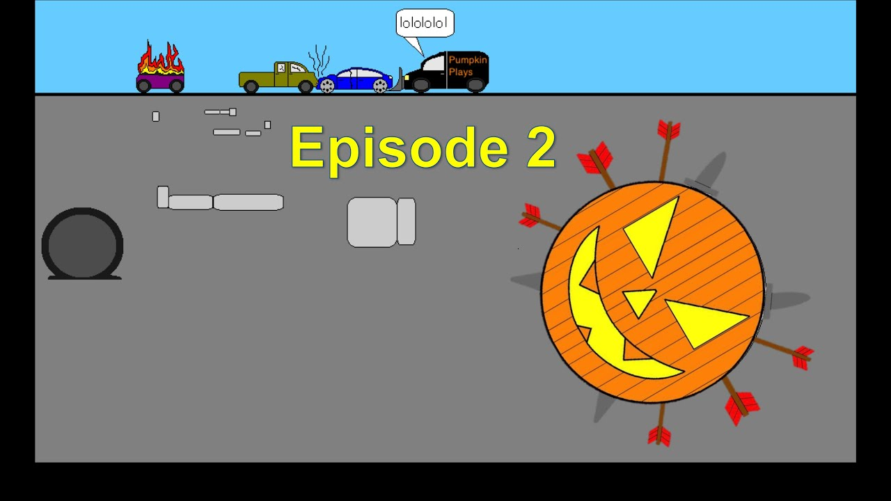 Pumpkin Plays: Turbo Dismount Episode 2 - YouTube