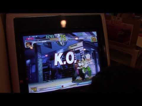 Ti3S Japan 2018: P&P Arcade- Nica KO/ FrankieBFG vs Boss 1/10/18
