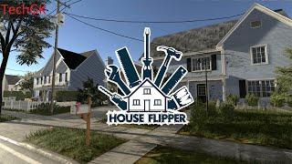 Запуск House Flipper на Core 2…