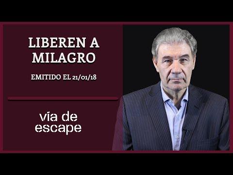 Vía de Escape | #LiberenAMilagro Víctor Hugo junto a Milagro Sala desde Jujuy - EN VIVO