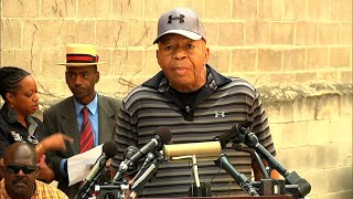 Cummings urges Trump to 'come to Baltimore'