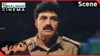 Lakshmi Narasimha Movie || Bala Krishna Best Dialogues Scene  ll Aasin || Shalimarcinema