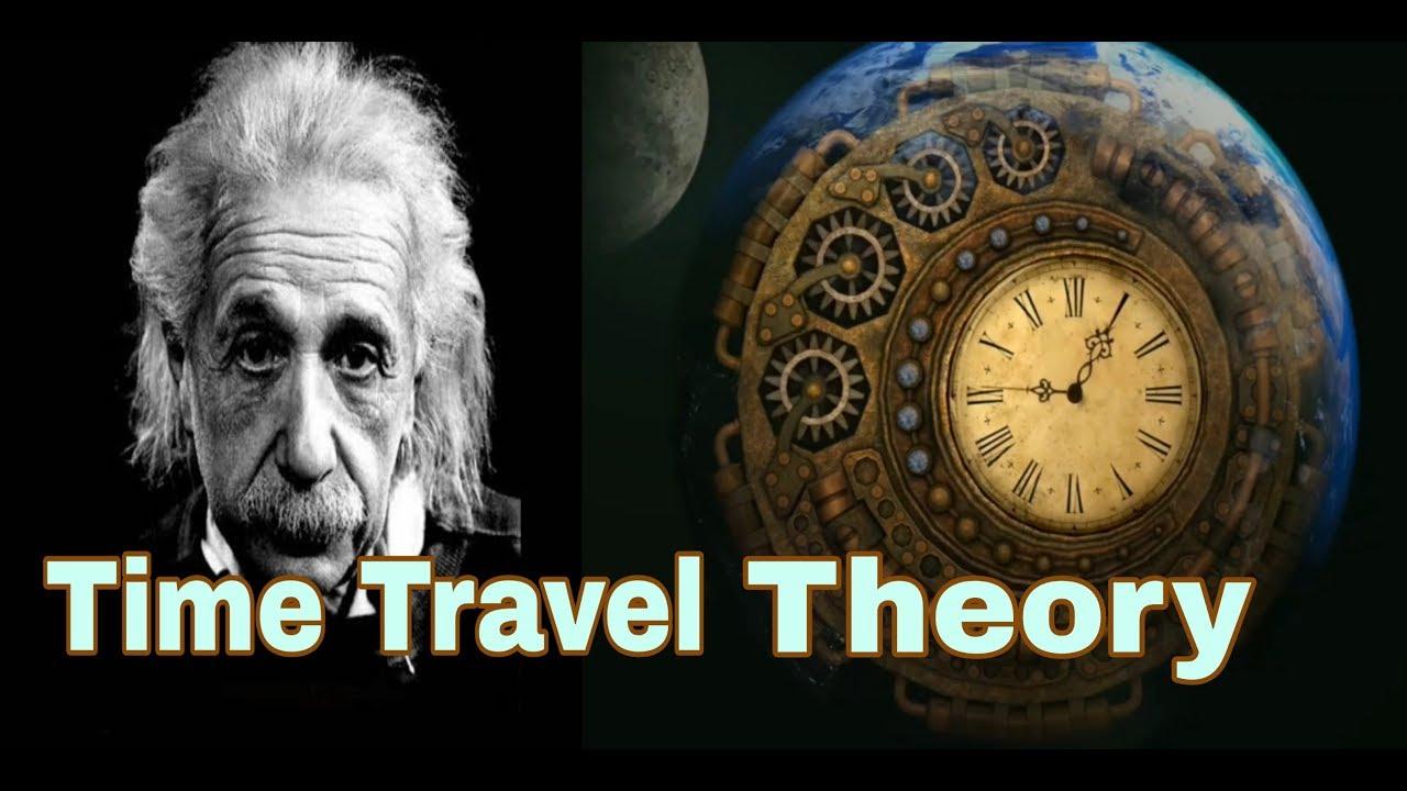 Time Travel Theory of Relativity In Hindi Albert Einstein Time Travel Space Rhasya