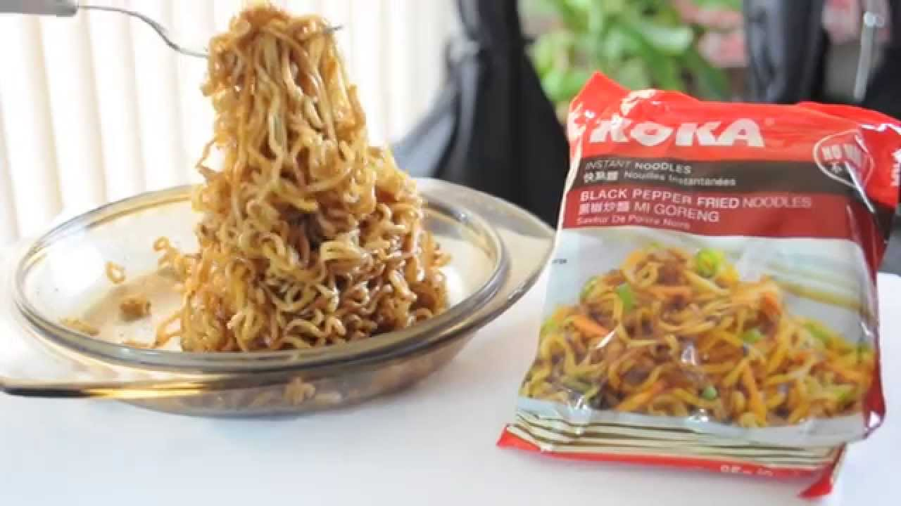 Image result for Koka, Spicy Black Pepper Flavor, Singapura