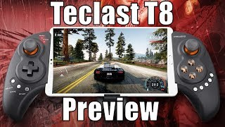 Teclast T8 Preview: Gaming Tablet with Hi-End Features (Official Video)
