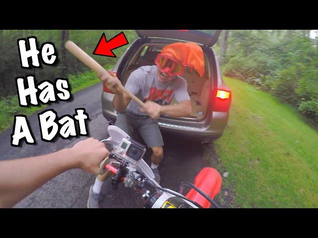 Bike Thieves Steal My Dirt Bike