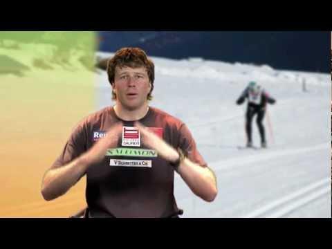 Wintertrainingstipps von Langlaufprofi