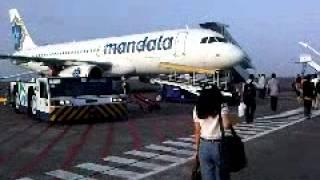 Mandala - Ngurah Rai Int Airport.3GP