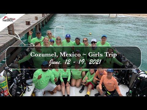Y-kiki Trip Videos   Girls Trip ~ Cozumel, Mexico ~ June 12-19, 2021