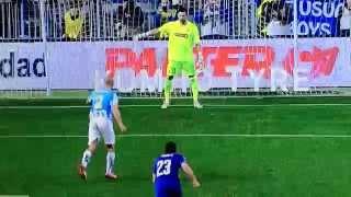 Video Gol Pertandingan Espanyol vs Malaga