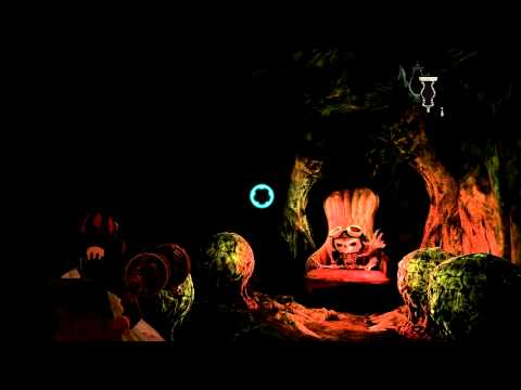 Psychonauts Easter Egg in Alice: Madness...