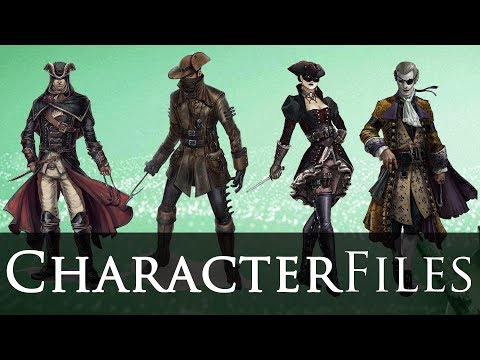 Assassin's Creed 4: Black Flag | Character Files (Character Stories & Artwork)
