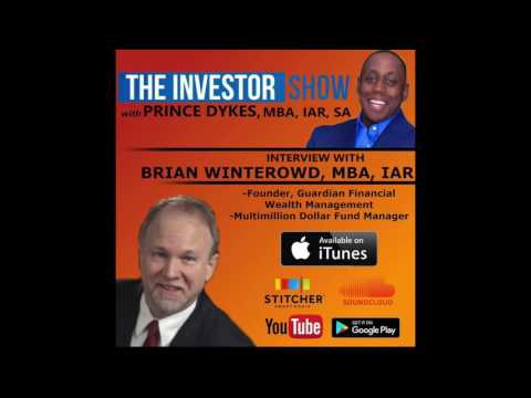 PODCAST: How to invest without taking a loss W/Multimillion Dollar Fund Brian Winterowd