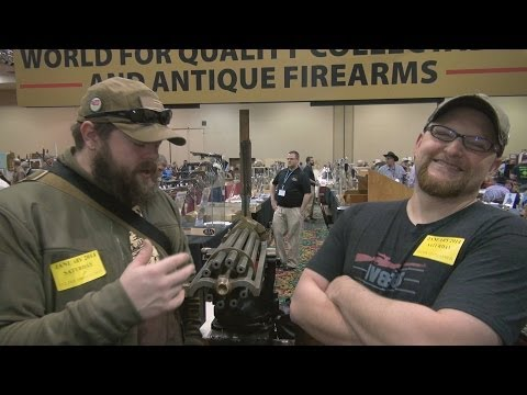 Antique Arms Show @ The Riviera: SHOT Show 2014