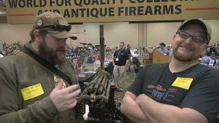 Antique Arms Show @ The Riviera: SHOT Show 2014