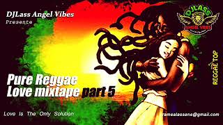 Pure Reggae Love Mixtape (Part 5) Feat. Busy Signal, Chronixx, Jah Cure, Chris Martin, Romain Virgo