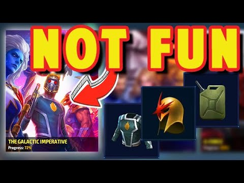 Why I'm Not Finishing New Epic Quest Soon Marvel Future Fight