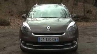 Essai Renault Grand Sc?nic 7 places 2.0 dCi 150 BVA6 Initial
