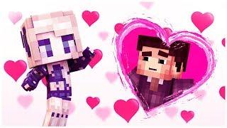 Minecraft: MINI ZAKOCHANA W YOUTUBERZE! (Dealereq) - Maxi & Mini [#3]