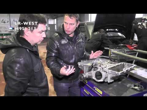 Неисправность и ремонт нагнетателя на Рендж Ровер 5.0 SC Superchardger