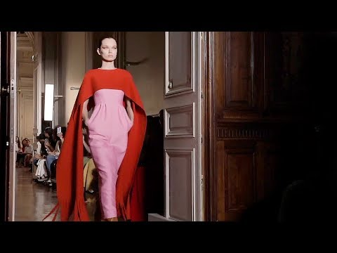 Valentino | Haute Couture Fall Winter 2018/2019 Full Show...Fashionweekly...On Fow24news.com