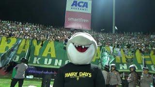 Download Video Bergetar..!! Chant W.O.D Bonek di Tribun Sayap Utara Stadion Dipta Bali | Bali United Vs Persebaya MP3 3GP MP4