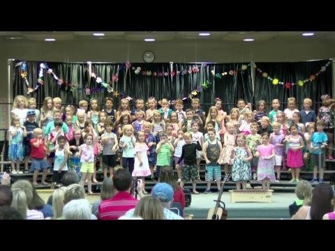Bell Kindergarten Concert 2018