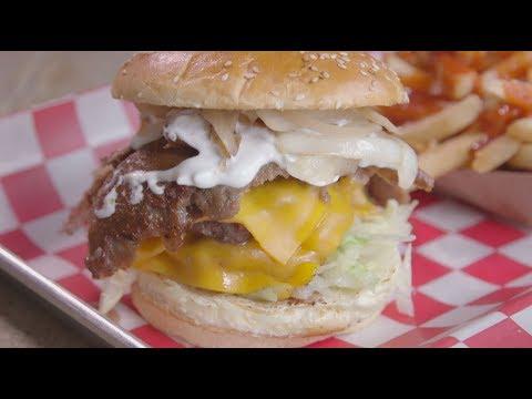 Chicago's Best Burger: Nicky's Grill & Yogurt Oasis