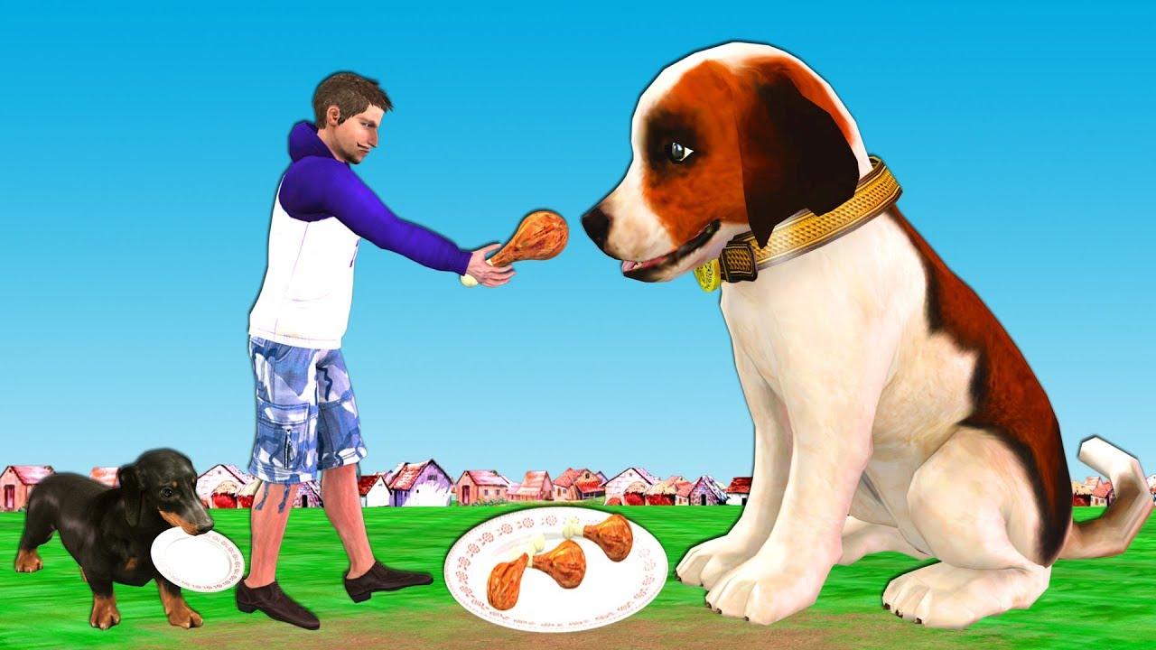 टकर कुत्ता TUCKER Dog Trainer Comedy Video हिंदी कहानियां Hindi Kahaniya Story Funny Video