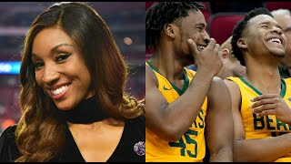 ESPN's Maria Taylor ROASTED After Getting TRlGGERED Over Baylor's Men's Team Graphic