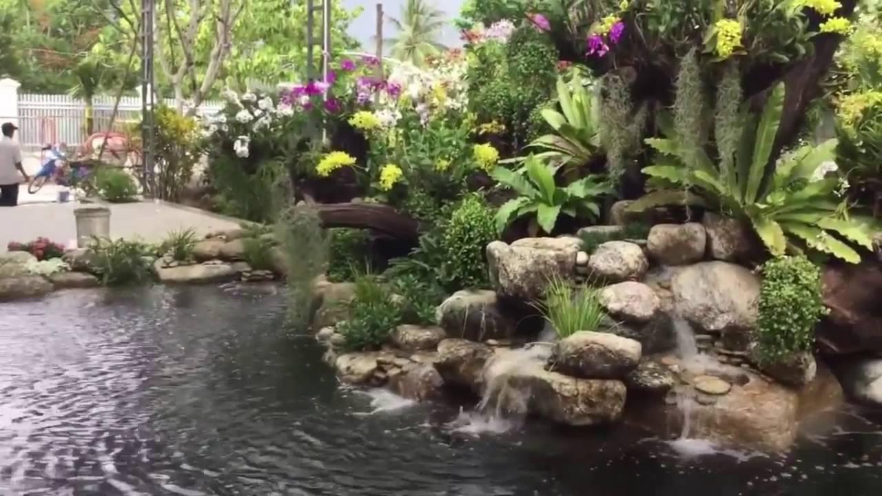 Koi pond design ideas - YouTube on Koi Ponds Ideas  id=20951