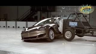 Tesla Crash Test     Amazing VIdeos
