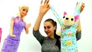 Сумка для пикника своими руками для Барби и ЧиЧиЛав