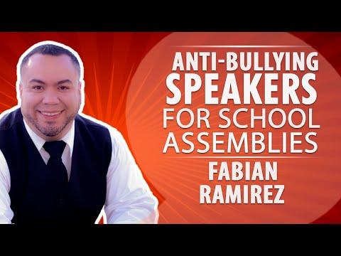 Youth Motivational Speaker For School Assemblies
