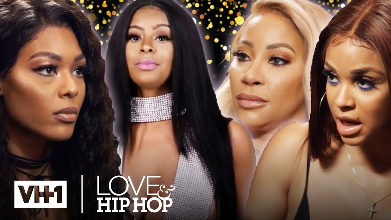 Download The Best Event Crashing Moments on Love & Hip Hop Hollywood 🤯🤬