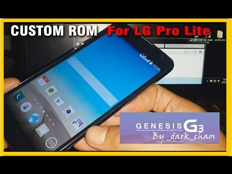 Custom LG G3 for LG PRO LITE D686