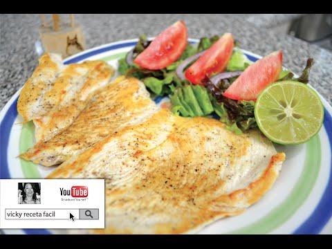Pechugas de pollo al ajo y lim n recetas light vicky - Pechugas al limon ...
