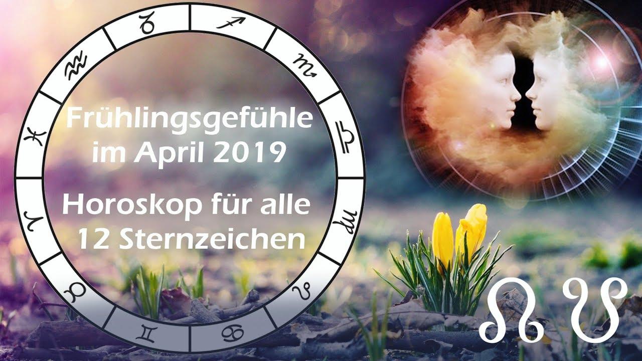 Sternzeichen 19 April