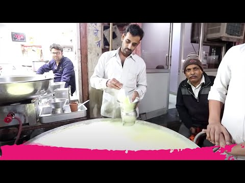 NEVER ENDING Indian STREET FOOD Night Tour of the PINK CITY | Jaipur, India