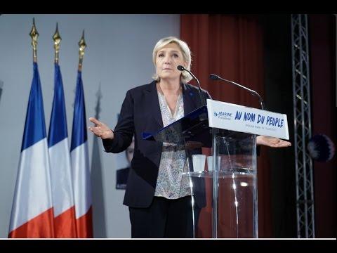 Réunion publique de Marine Le Pen à Arcis-sur-Aube (11/04/2017) |Marine 2017
