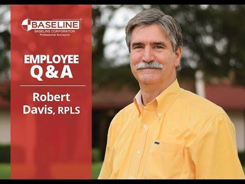 Q&A with Robert Davis, RPLS