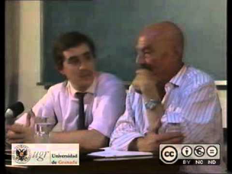 """Ciclo """"El intelectual y su memoria"""": José Hierro"""