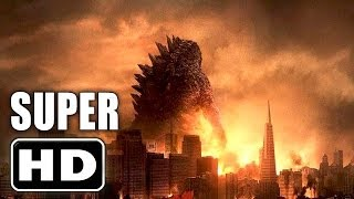 Repeat youtube video [Ultra HD] GODZILLA Trailer (2K HD)