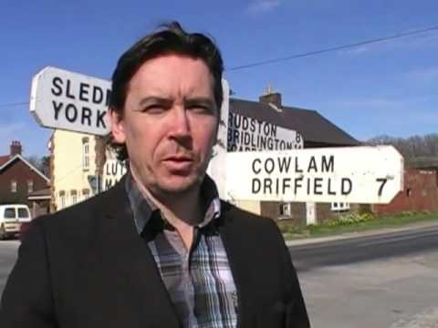 Richard Hall Interviews Paul Sinclair - 2015
