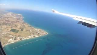 Relax Sky Sea Релакс Небо Море Высота Вид с самолета Взлетаем