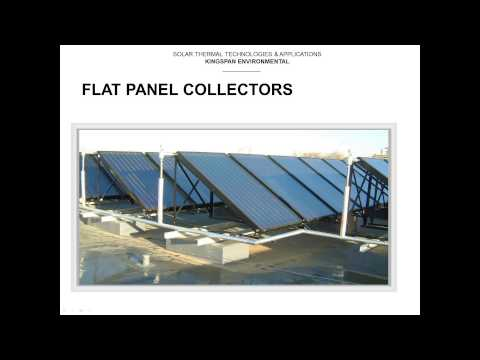 Solar Thermal Technology Design and Applications