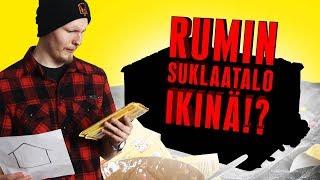 RUMIN SUKLAATALO IKINÄ!?